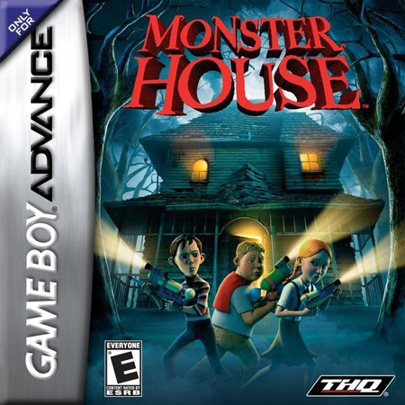 Boxshot Monster House