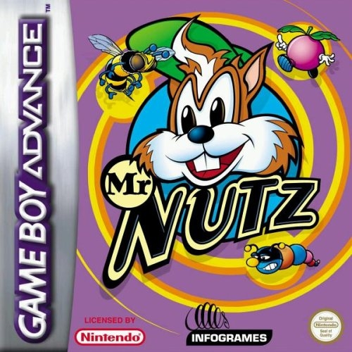 Boxshot Mr. Nutz