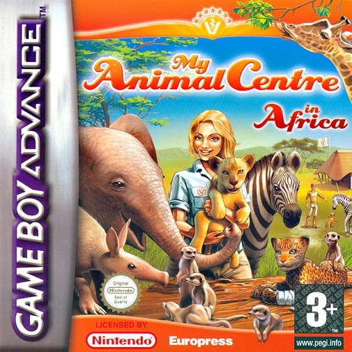 Boxshot My Animal Centre in Africa