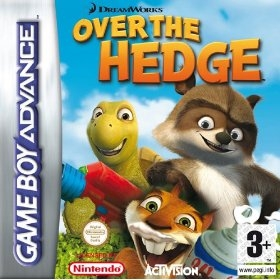 Boxshot Over the Hedge: Beesten bij de Buren