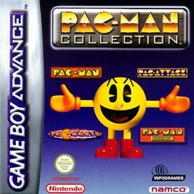 Boxshot Pac-Man Collection