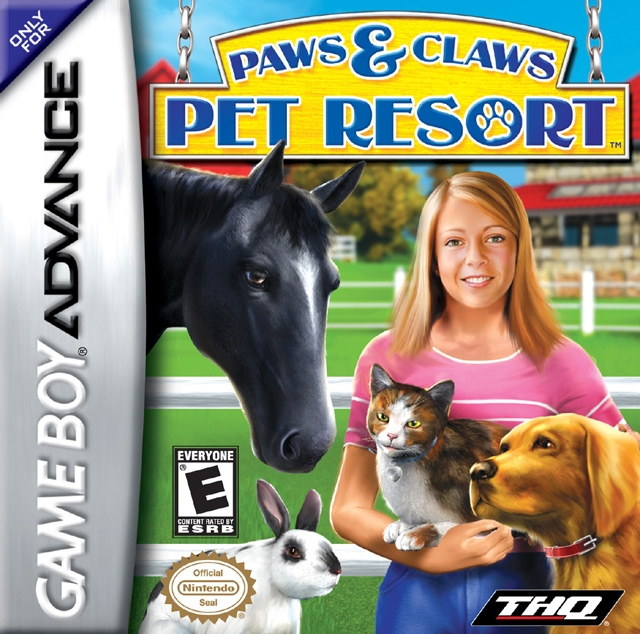 Boxshot Paws & Claws Pet Resort