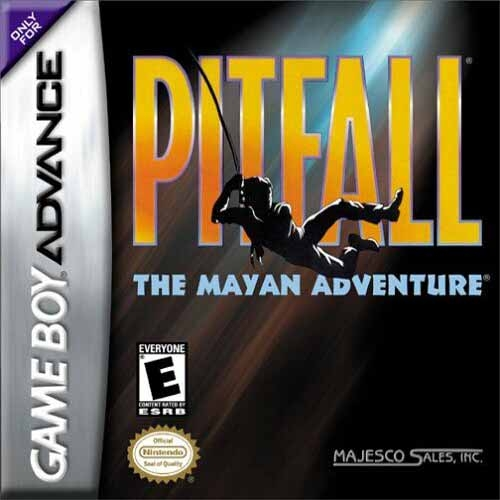 Boxshot Pitfall: The Mayan Adventure
