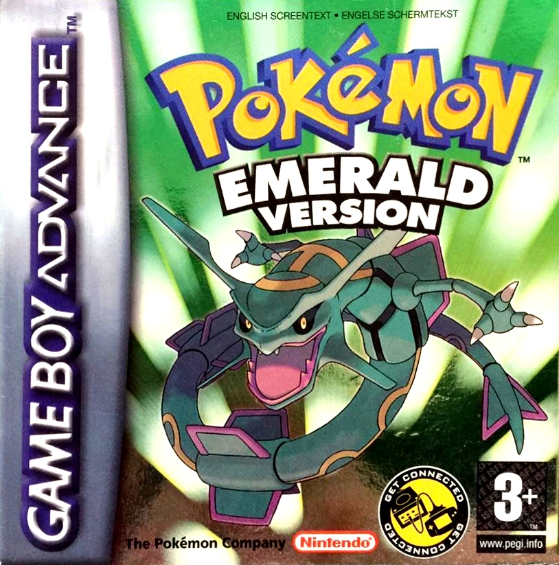 Boxshot Pokémon Emerald Version