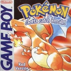 Boxshot Pokémon Red Version
