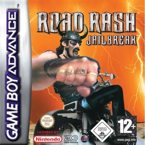 Boxshot Road Rash Jailbreak