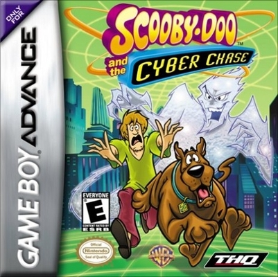 Boxshot Scooby-Doo and the Cyber Chase