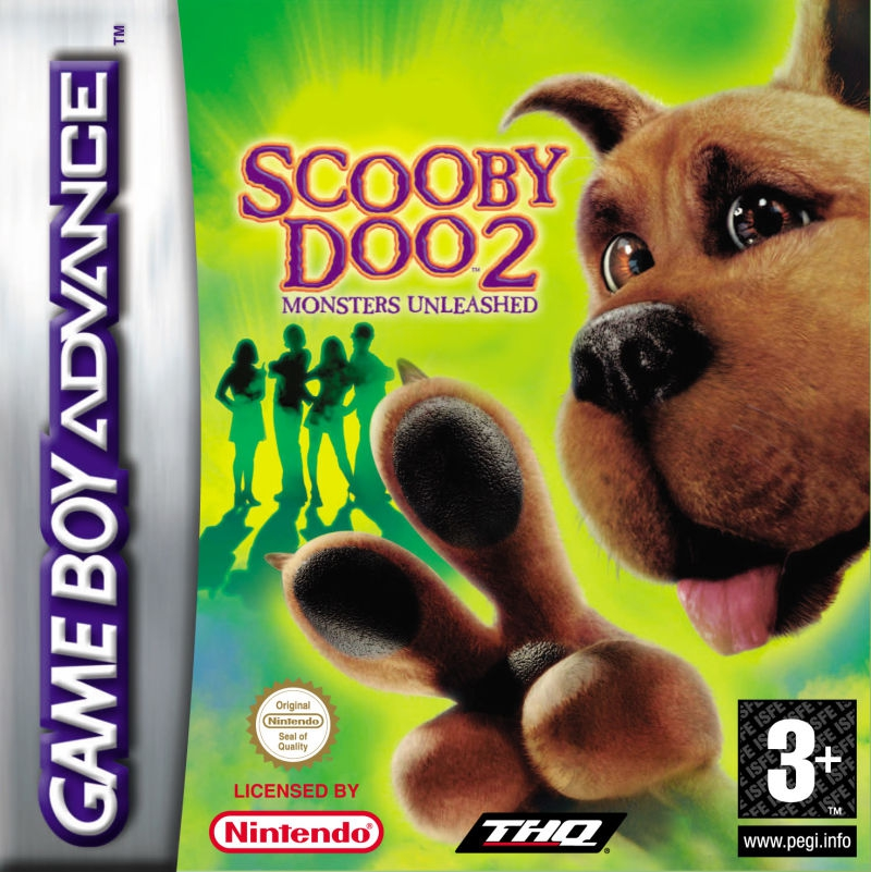 Boxshot Scooby Doo 2: Monsters Unleashed