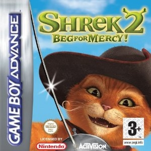 Boxshot Shrek 2: Beg for Mercy