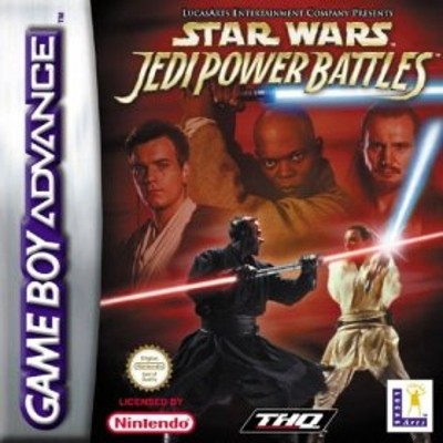 Boxshot Star Wars: Jedi Power Battles