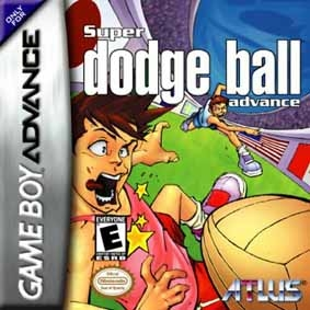 Boxshot Super Dodge Ball Advance