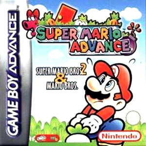 Boxshot Super Mario Advance