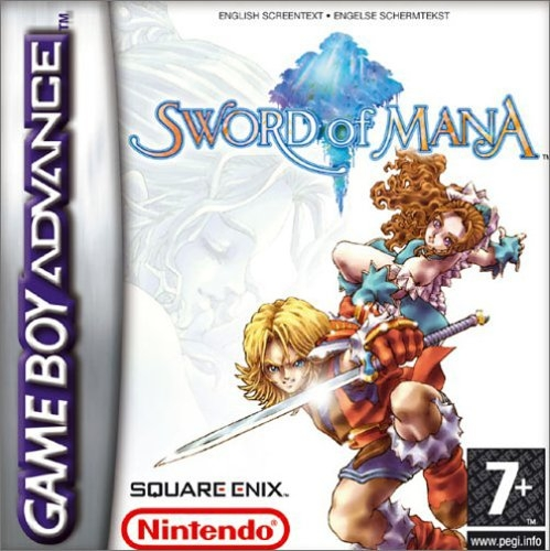 Boxshot Sword of Mana