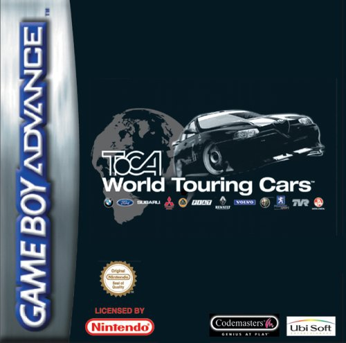 Boxshot TOCA World Touring Cars