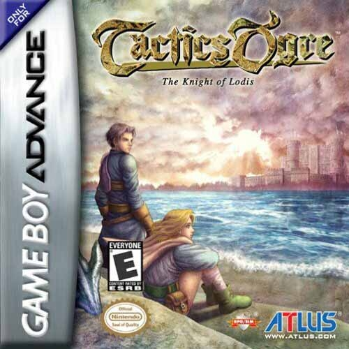 Boxshot Tactics Ogre: The Knight of Lodis