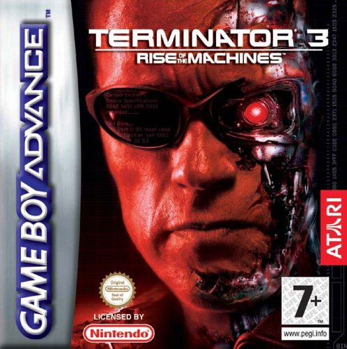 Boxshot Terminator 3: Rise of the Machines
