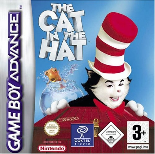 Boxshot The Cat in the Hat