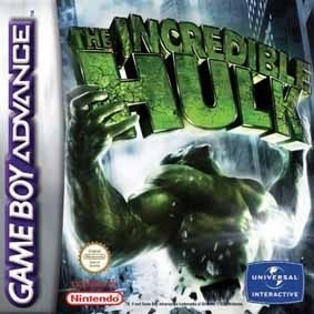 Boxshot The Incredible Hulk