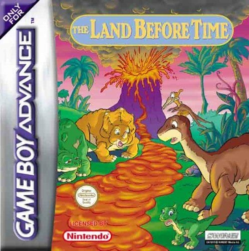 Boxshot The Land Before Time