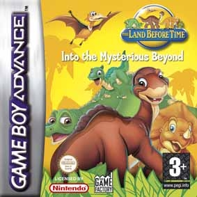 Boxshot The Land Before Time: Into the Mysterious Beyond
