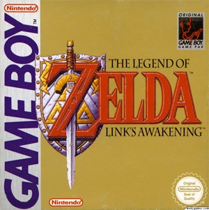 Boxshot The Legend of Zelda: Link's Awakening