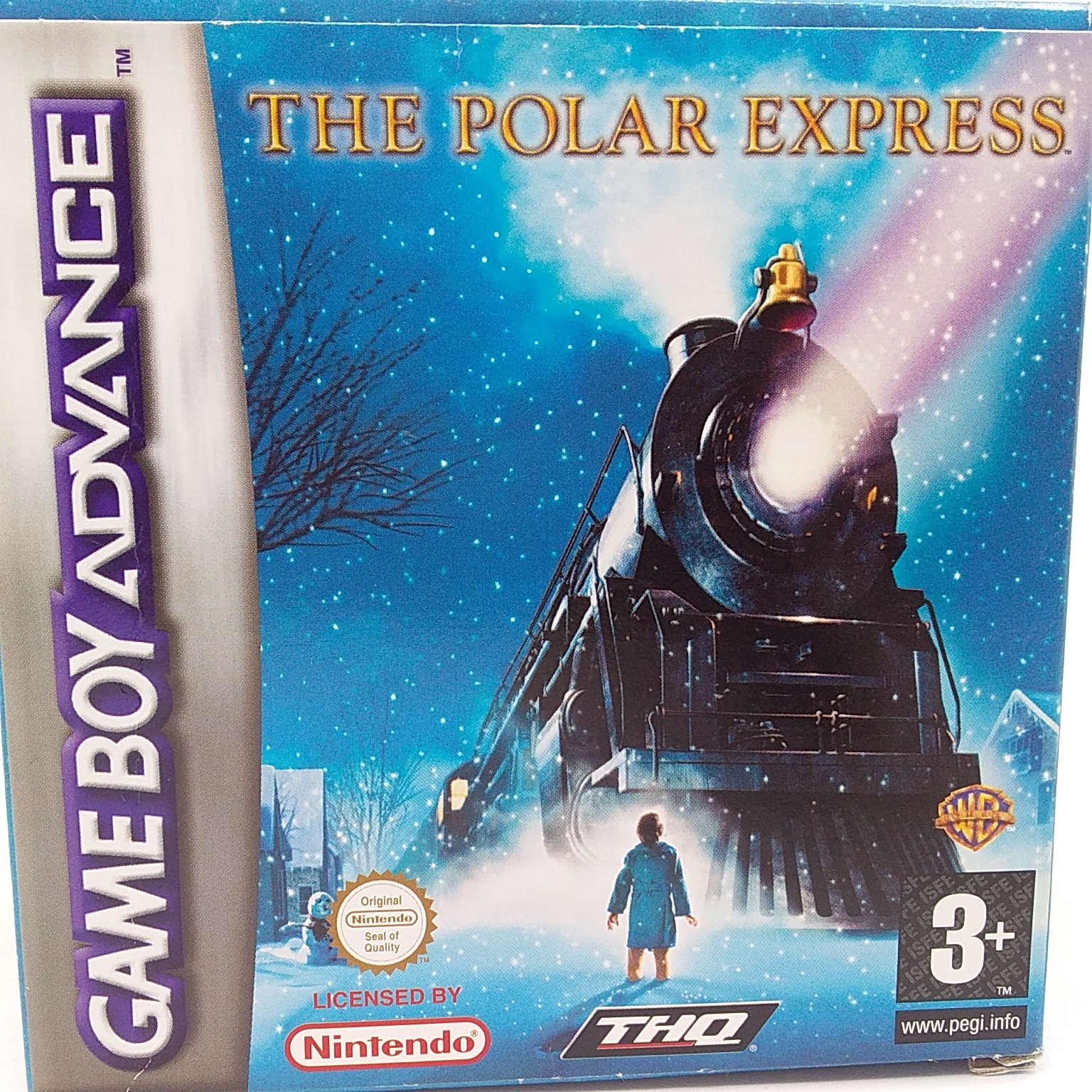 Boxshot The Polar Express