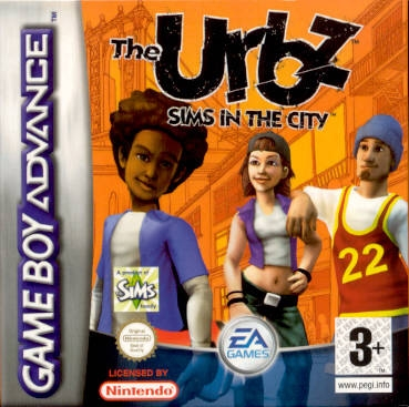 Boxshot The Urbz Sims in the City