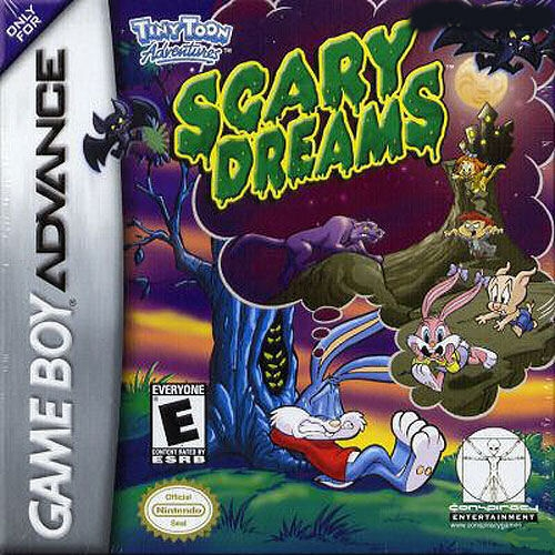 Boxshot Tiny Toon Adventures - Scary Dreams