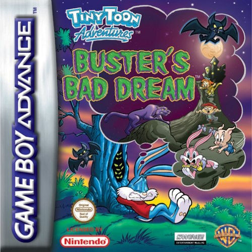 Boxshot Tiny Toon Adventures: Buster's Bad Dream
