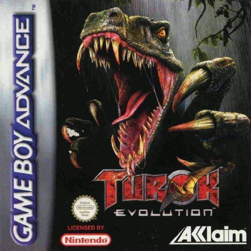Boxshot Turok: Evolution