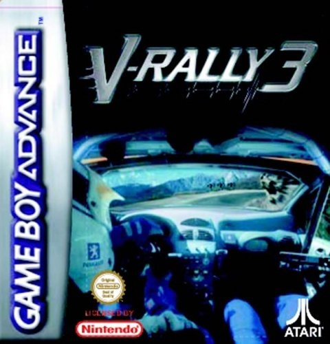 Boxshot V-Rally 3