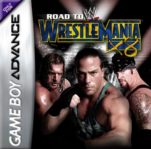 Boxshot WWE Road to WrestleMania X8