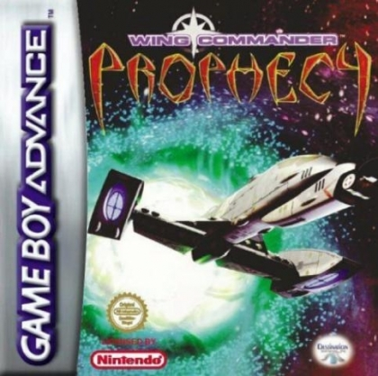 Boxshot Wing Commander: Prophecy