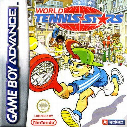 Boxshot World Tennis Stars