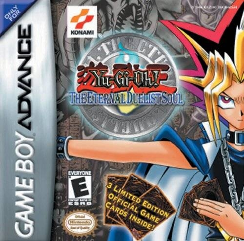 Boxshot Yu-Gi-Oh! The Eternal Duelist Soul