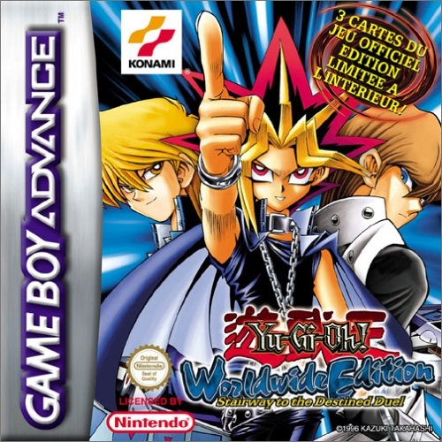 Boxshot Yu-Gi-Oh! Worldwide Edition: Stairway to the Destined Duel
