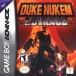 Box Duke Nukem Advance