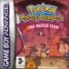 Box Pokémon Mystery Dungeon: Red Rescue Team