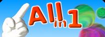 Logo GBA-games en accessoires lijsten.