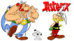 Afbeelding voor 2 Games in 1 Asterix and Obelix PAF Them All Plus Asterix and Obelix XXL