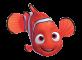 Afbeelding voor 2 Games in 1 Finding Nemo Plus Finding Nemo The Continuing Adventures
