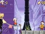 De game is gebouwd uit het zicht van een muis,alles is dus supergroot!