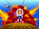 Speel als Bomberman, schattig maar gevaarlijk.