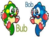 Kruip in de huid van Bub en Bob, 2 draakjes verzot op puzzelen.