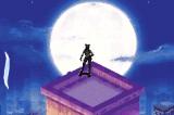 Patience Philips staat op uit de dood als Catwoman.