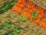 Soms wordt de platformgameplay onderbroken met leuke levels waar je in een bal zit!
