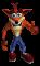 Afbeelding voor  Crash Bandicoot XS