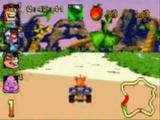 Crash Nitro Kart: Screenshot