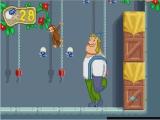 In de stad valt er heel wat te beleven voor een aapje uit de <a href = http://www.mariogba.nl/gameboy-advance-spel-info.php?t=The_Wild target = _blank>wild</a>ernis van Afrika.