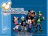 Minnie, Donald Duck, Mickey en Goofy skaten doorheen 8 verschillende levels in 5 speltypes.